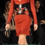 short red dressmarked