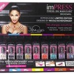 Nicole Scherzinger NAILED it! ImPRESS Press-On Manicure