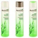 Aveeno Pure Renewal & Patrick Melville Create Great Hair