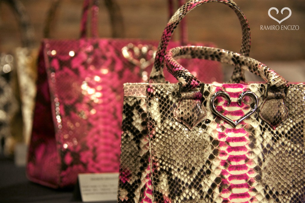Ramiro Encizo Bring the Handbag Up Yet Another Level of Luxe @RamiroEncizo