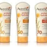 aveeno protect and hydrate trio