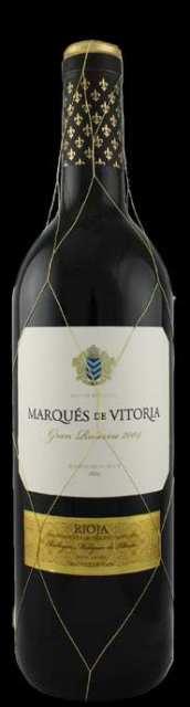 Marques de Vitoria Gran Reserva Tempranillo from 2004
