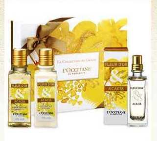 L'occitane Fleur d'or de acacia