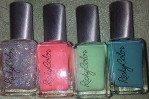 ricky nail polish ab