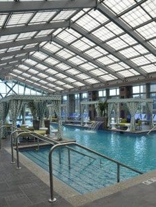 pool at mount airy casino