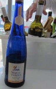 spains great match a wine bottle