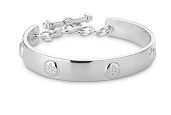 nottingham cuff silver