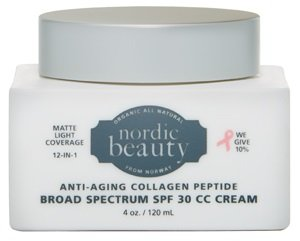 nordic beauty cc cream SPF 30