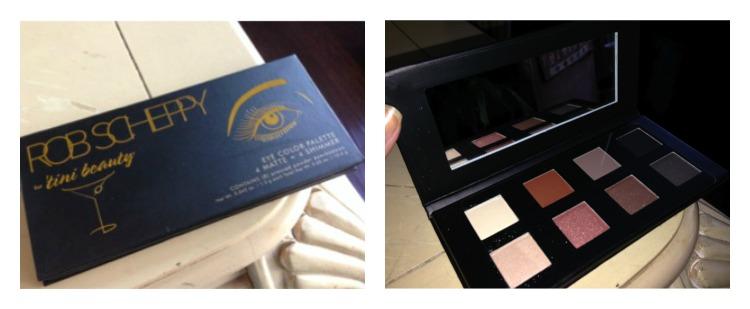 shimmer shades tini beauty bar palette rob scheppy