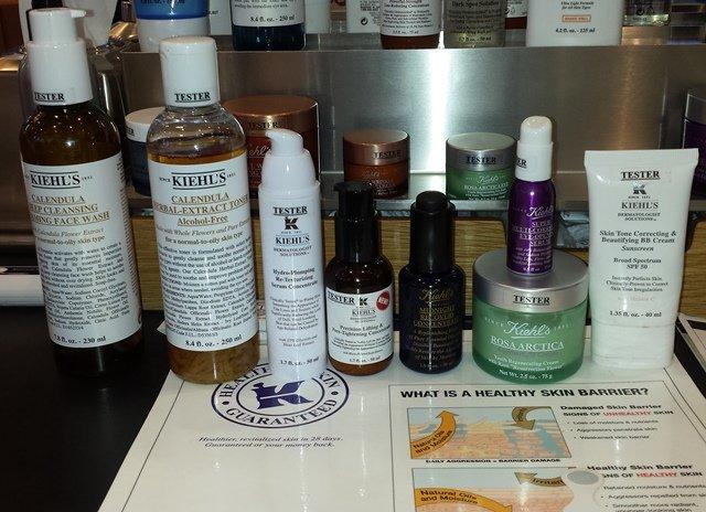 kiehls products