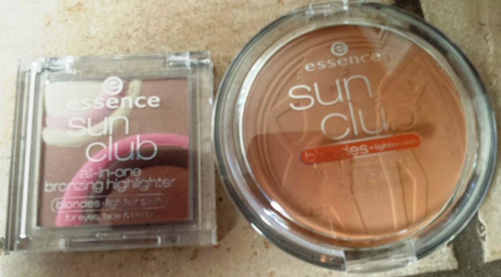 essence cosmetics bronzers