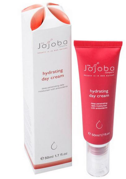 hydrating day cream The Jojoba Company