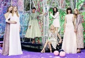 "Get This Hair Look! Dior Haute Couture Show's Renaissance ""Garden""  @Dior, @Redken5thAVE, @GuidoPalau #DiorHauteCouture"