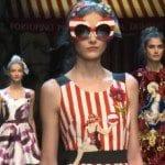 dolce & Gabbana runway Milan RTRW 16