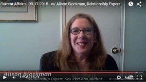 "Watch Alison Blackman 1st video Skype show on ""Current Affairs"" @NissanCommunica"