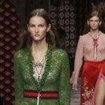 VIDEO! Gucci Fashion Show RTW Spring-Summer 2016 @MilanWeek