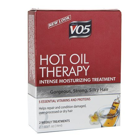 vo5 hot oil therapy intense moisturizer