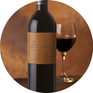 brasas cabernet sauvignon Palmaz Vineyards