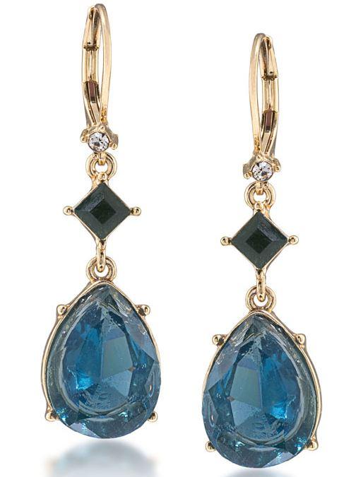 central park boathouse earrings