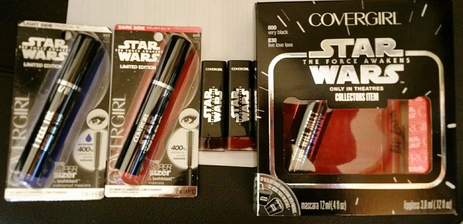 STAR WARS MY COLLECTION COVER GIRL