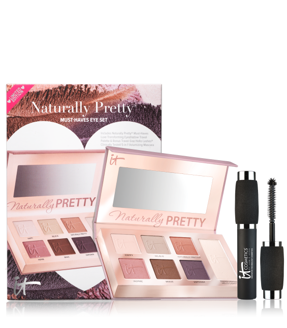 it cosmetics naturally pretty must haves eye set.