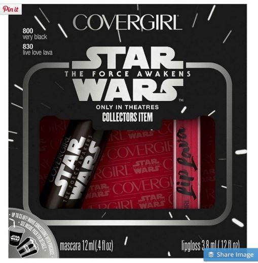cover girl star wars dark apprentice boxed set