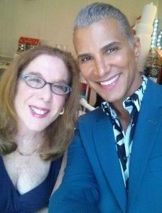 Alison Blackman and Jay Manual