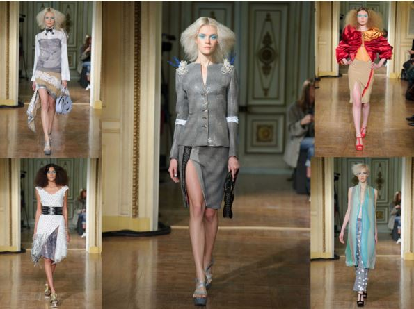 Antonio Ortega paris haute couture fashion week ss16