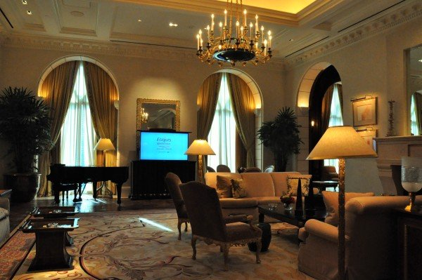 living room augustus suite 2