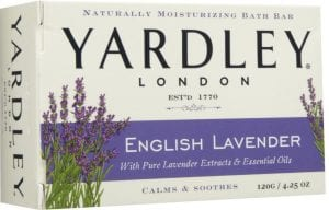 yardley of london english lavender soap in a box