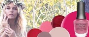 Morgan Taylor Botanical Awakenings Spring 2016 Nail Lacquer Collection