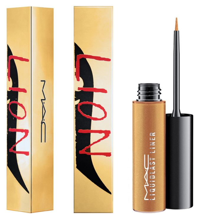 mac lion babe future forward collection