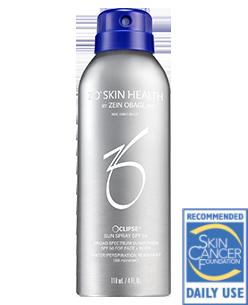 oclipse SPF 50 sun spray from Zo Skin Health