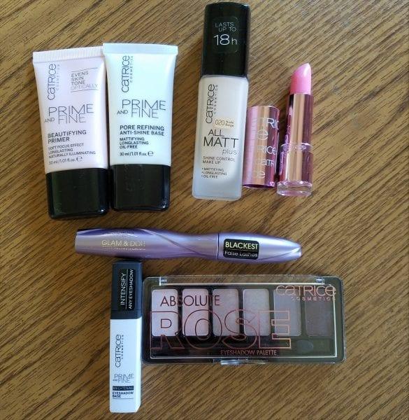 catrice cosmetics grouping