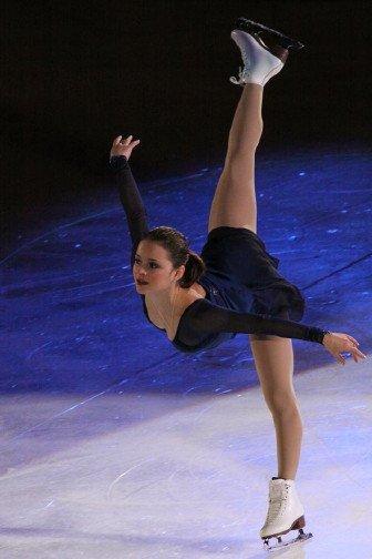 Figure Skater Sasha Cohen