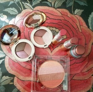 Jane iredale makeup collection from advicesisters instagram