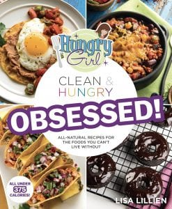 book hungry girl clean and hungry obsessed!