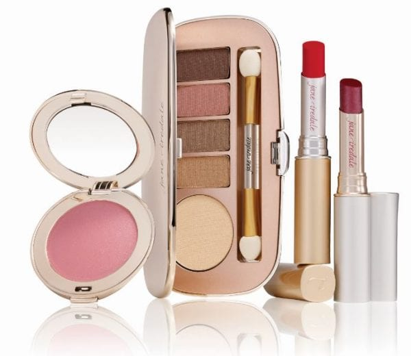 JANE IREDALE NATURALLY GLAM COLLECTION MAKEUP FALL 2017