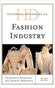 book historical dictionary of the fashion industry