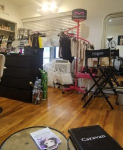 caravan stylist studio products sponsors