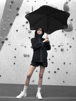blunt umbrella is strong and fashionable