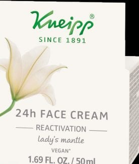 24 hour reactivation cream from Kniepp