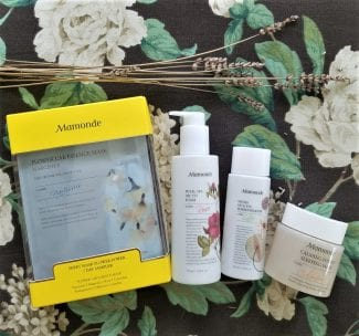 mamonde skincare products group by alison blackman available at ULTA and Amazon