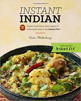 Instant Indian book cover on amazon.com