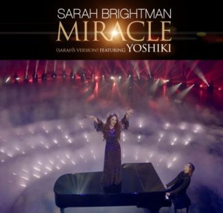 album cover sarah brightman
